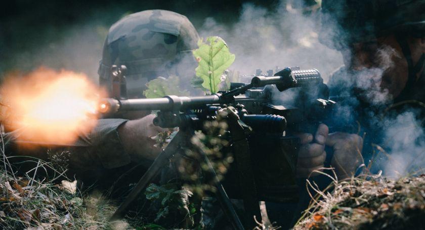 Komunikaty, Terytorialsi Mazowsza podsumowują drugi szkolenia - zdjęcie, fotografia