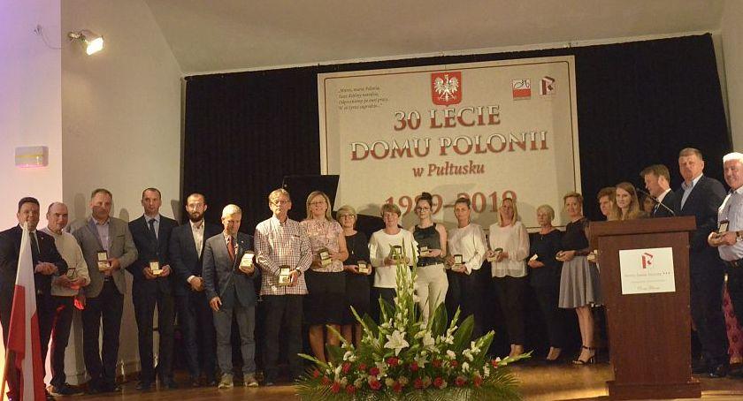 Wydarzenia, Polonii Pułtusku - zdjęcie, fotografia