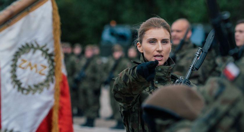 Komunikaty, żołnierz Wojska Polskiego - zdjęcie, fotografia