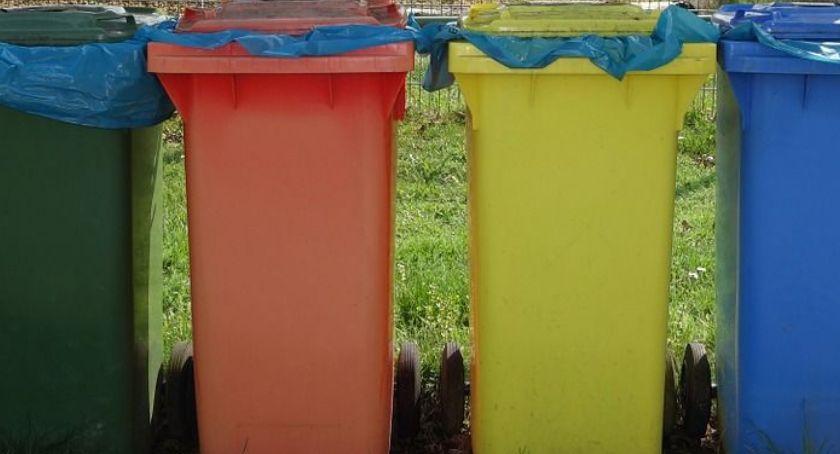 Komunikaty, Obowiązek segregacji droższe śmieci - zdjęcie, fotografia