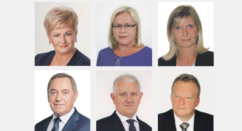 Wybory, Wywiady kandydatami sejmu - zdjęcie, fotografia