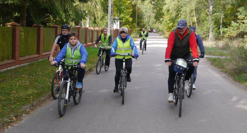 Wydarzenia, rowerowy lecie - zdjęcie, fotografia