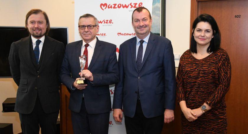 Samorząd, Gmina Pokrzywnica Liderem Zmian - zdjęcie, fotografia