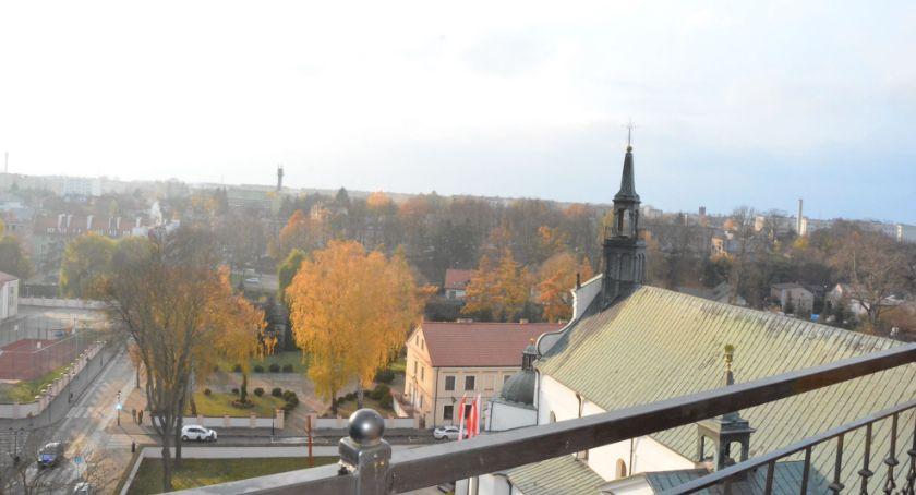 Wydarzenia, Otwarcie dzwonnicy tarasem widokowym - zdjęcie, fotografia