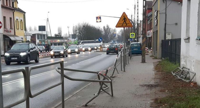 Wypadki drogowe , Wypadek Daszyńskiego - zdjęcie, fotografia