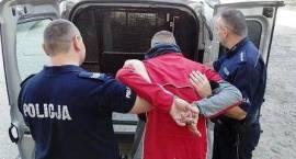 Poszukiwany listem gończym zatrzymany