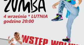 Zumba i trampoliny - zaproszenie na dni otwarte