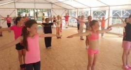 Obóz sportowy KS Semiramidy w Pogorzelicy trwa