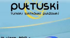 Pułtuski Turniej Siatkówki Plażowej