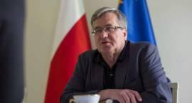 """""""Tu siedziałem za wolność""""- Bronisław Komorowski o pobycie w pułtuskim więzieniu"""