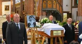 Śp. Józef Grudzień spoczął na warszawskich Powązkach
