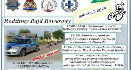 Policja zaprasza na Rodzinny Rajd Rowerowy