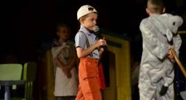 Mateuszek na zaczarowanej wyspie – przedstawienie w wykonaniu dzieci z miejskiej czwórki