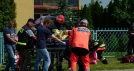 Groźny wypadek w Winnicy