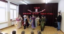 Uroczysta akademia w Przemiarowie