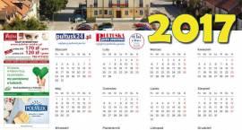 Prezent dla Czytelników – kalendarz na 2017 rok!