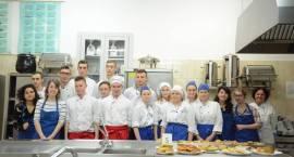 Warsztaty językowo – kulinarne w Prusie