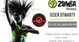 Dzień otwarty Zumba Fitness – zajęcia bezpłatne!