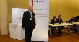 Radny Rady Powiatu Witold Saracyn wybrany do Obywatelskiego Parlamentu Seniorów