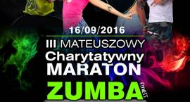 III Mateuszowy Charytatywny Maraton Zumba Fitness