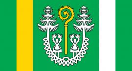 Gmina Zatory ma swój herb i flagę