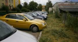 Apel o przestawienie samochodów