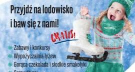 Zima na łyżwach w Pułtusku