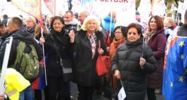 Wspólny protest związkowców