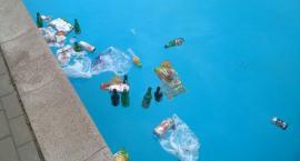 Zdewastowano basen w Winnicy!