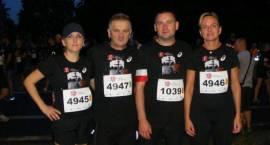 Wójt Kowalewski biegł w Warszawie