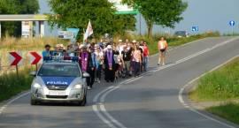 Pielgrzymi przeszli przez Winnicę
