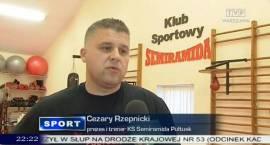 O Gali Sportów Walki w TVP Warszawa