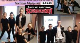Pierwszy sukces tancerek Semiramidy
