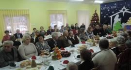 Opłatek seniorów w Gzach