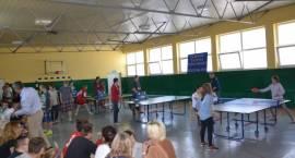 Turniej tenisa stołowego w SOSW
