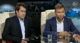 Makarewicz w TVN24
