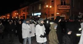 Droga Krzyżowa przeszła ulicami Pułtuska