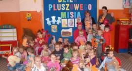 Wszystkie dzieci kochają swoje misie