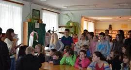 Młodzież z Białorusi w Pułtusku