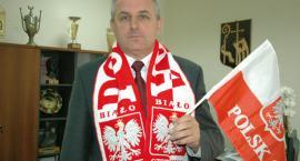 Pułtuscy kibice obstawiają wynik meczu Polska - Grecja