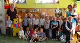 Ich pierwszy dzień w przedszkolu