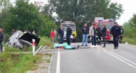 Śmiertelny wypadek w Zbroszkach