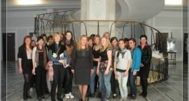 Młodzież z Prusa odwiedziła Parlament