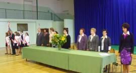 Rozpoczęcie roku szkolnego w Winnicy w Golądkowie