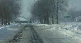 Zaniedbane drogi