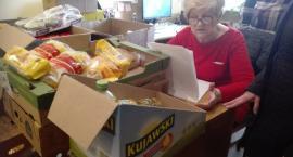 Zbiórka żywności dla potrzebujących