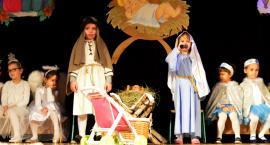 Jasełka przedszkolaków Świętej Rodziny