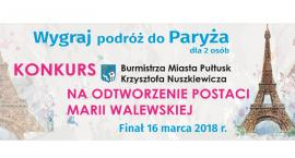 Maria Walewska 2018 - ostatnie dni zgłoszeń!