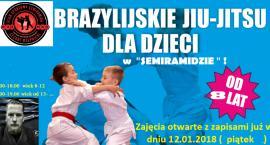 Brazylijskie jiu-jitsu w Semiramidzie - zajęcia otwarte