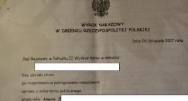 Pułtuszczanka Aneta Z. Skazana! - finał afery studniówkowej